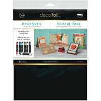 Deco Foil Peel - Toner Sheets 8,5