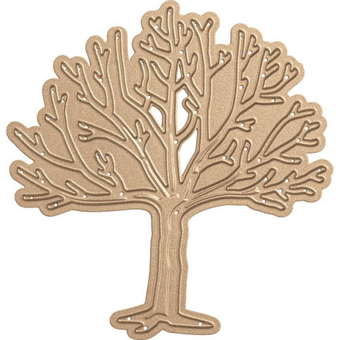 Spellbinders - Four Seasons Tree, Stanssi