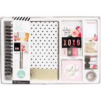 Heidi Swapp - Memory Planner Spiral Bound Boxed Kit