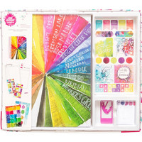 Jane Davenport - Planner Box Kit, Color Wheel