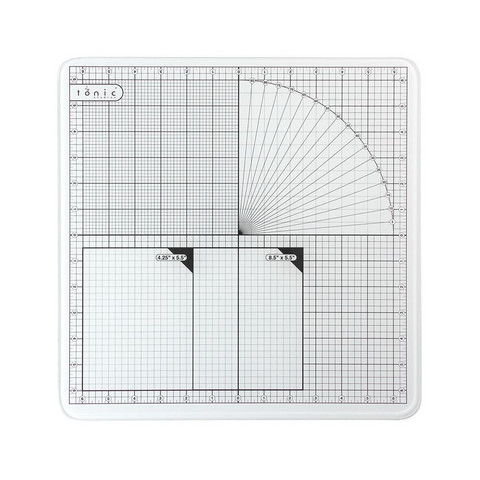 Tonic - Tempered Glass Cutting Mat, 12