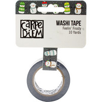 Simple Stories - Carpe Diem Washi, Sub Zero
