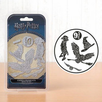 Harry Potter -  Embellishments Set, Stanssi