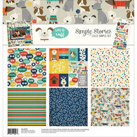 Simple Stories - Simple Sets Collection Kit 12