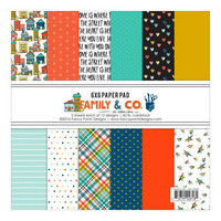 Fancy Pants Designs - Single-Sided Paper Pad 6