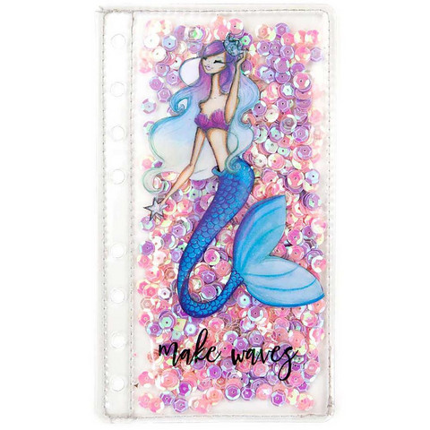 Prima Marketing - Josefina Planner Shaker Pocket, Make Waves