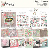 Simple Stories - Simple Stories Collector's Essential Kit, Romance, 12