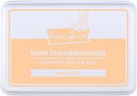 Lawn Fawn - Dye Ink, Peach Fuzz, Leimamustetyyny