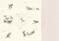 Pion Design - Our Furry Friends - Leaving pawprints