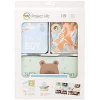 Project Life - Lullaby Boy Value Pack, 119 osaa
