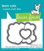 Lawn Fawn - How You Bean? Stanssi