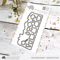 Mama Elephant - Creative Cuts, The Dog's Woof, Stanssisetti