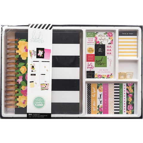 Heidi Swapp - Memory Planner Kit, Fresh Start