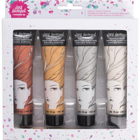 Jane Davenport - Mixed Media Acrylic Paint Kit, Metallics
