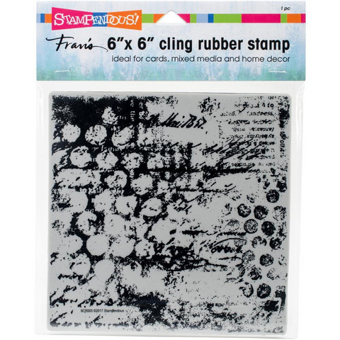 Stampendous - Cling Stamps, Mixed Mesh