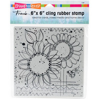Stampendous - Cling Stamps, Sunny Sketch