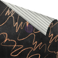 Prima Marketing - Amelia Rose Rose Gold Foiled, Lovely Scribbles, 12