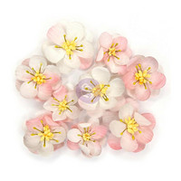 Prima Marketing - Cherry Blossom Flowers, Mae Ella