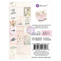 Prima Marketing - Love Story Journaling Notecards, 3