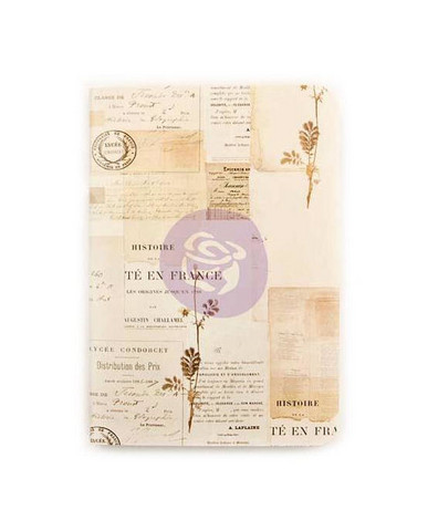 Prima Marketing - Prima Traveler's Journal Passport Notebook Refill, Note Collector