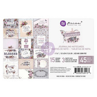 Prima Marketing - Lavender Journaling Notecards, 4