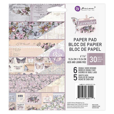 Prima Marketing - Lavender, 6