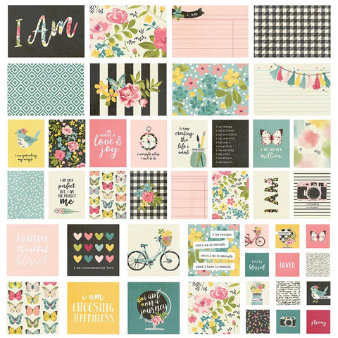 Simple Stories - Sn@p! Card Pack I Am, 48 osaa