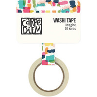 Simple Stories - Carpe Diem Crafty Girl Washi, Imagine