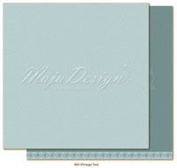 Maja Design - Monochromes - Shades of Celebration - Vintage Teal