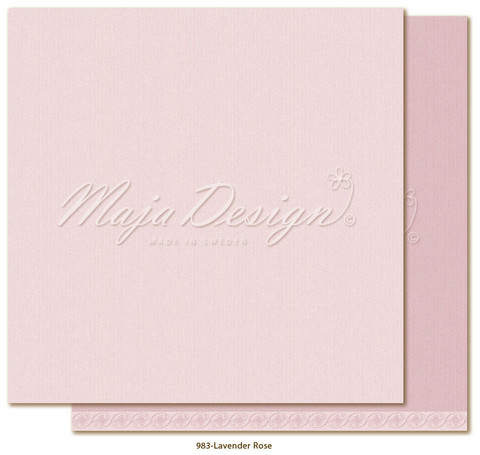Maja Design - Monochromes - Shades of Celebration - Lavender Rose