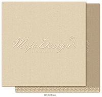 Maja Design - Monochromes - Shades of Celebration - Old Brass