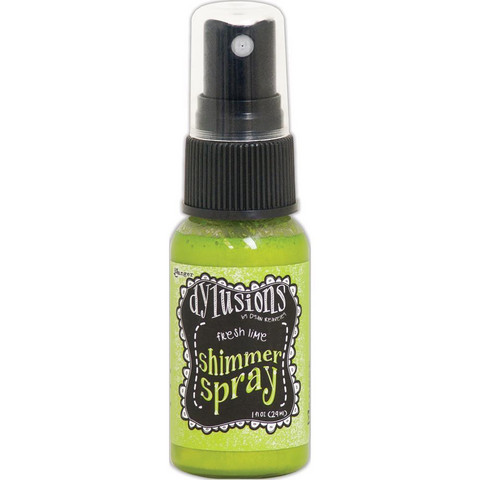 Dylusions - Shimmer Sprays, Fresh Lime, 29ml