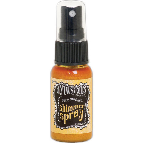 Dylusions - Shimmer Sprays, Pure Sunshine, 29ml