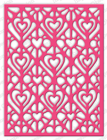 Impression Obsession - Lacy Hearts, Stanssi