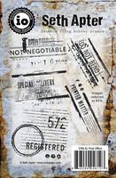 Impression Obsession - Seth Apter Post Office, Leimasetti