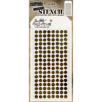 Tim Holtz - Layered Stencil, Dotted