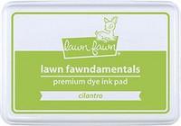 Lawn Fawn - Dye Ink, Cilantro, Leimamustetyyny