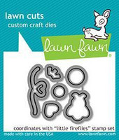 Lawn Fawn - Little Fireflies, Stanssi