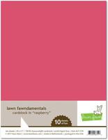 Lawn Fawn - Raspberry 8,5