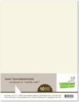 Lawn Fawn - Vanilla Malt 8,5