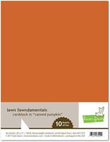 Lawn Fawn - Canned Pumpkin 8,5