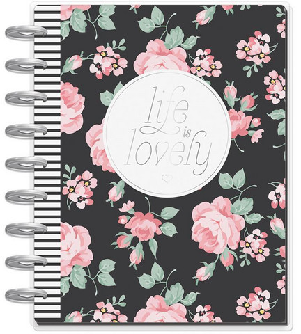 MAMBI - Happy Planner CLASSIC 2018 - 2019, Simply Lovely
