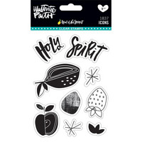 Illustrated Faith - Fruit Of The Spirit Clear Stamps, Icons, Leimasetti