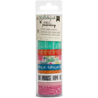 American Crafts - Bible Journaling Washi Tape, Faith, Teippisetti