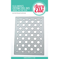 Avery Elle - Polka Plate, Stanssi