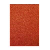 Tonic - Glitterkartonki, Ruby Ritz, A4, 5 arkkia