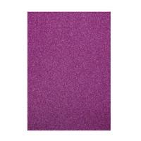 Tonic - Glitterkartonki, Nebula Purple, A4, 5 arkkia