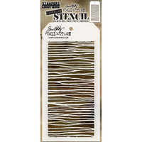 Tim Holtz - Layered Stencil, String