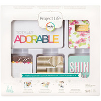Project Life - Core Kit, Prismatic, 576 osaa