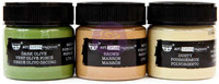 Finnabair - Art Extravagance Rust Paste Set, Camouflage, 3x50ml